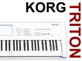 Korg Triton : Le raz de marée