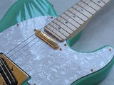 Tristan Klein teste la Fender Telecaster Richie Kotzen Signature