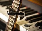 Les modes issus de la gamme majeure harmonique