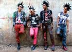 Bien déconner : les groupes de punk