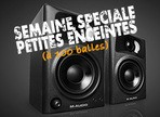 Test comparatif des M-Audio AV32