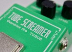Ibanez TS808 Tube Screamer : test de la pédale d'overdrive