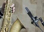 L'enregistrement du saxophone