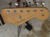 Dossier sur le changement des cordes d'une Stratocaster avec mécaniques vintage
