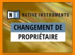Du changement à prévoir chez Native Instruments ?