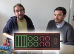 Présentation du contrôleur MIDI avec ses modules Joué