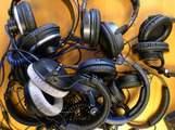 écoute comparative de casques pour studio