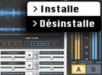 Installe/désinstalle : Magic AB