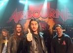 Interview de Joel O'Keefe et David Roads, guitaristes du groupe Airbourne