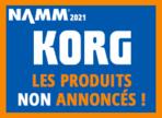 Korg n'avait en fait pas fini son NAMM !