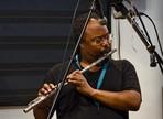 L'enregistrement de la flûte traversière