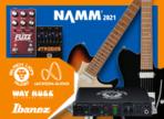 La première interface audio de Black Lion audio, une fuzz modulaire et des Tele Ibanez