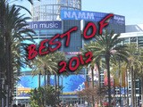 Le top 13 du NAMM 2012