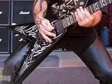 Quelle guitare pour le métal ?