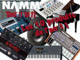 NAMM 2011 Top 10