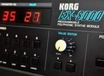 Test des synthé et expandeur Korg DW-8000 et EX-8000