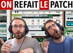 On Refait le Patch #42 : Test de Reason 9 de Propellerhead