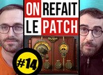 On refait le patch #14 : Test de Sound Machine Wood Works
