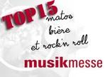 Le top15 du Musikmesse2016