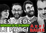 Podcast avec Axel Bauer (LPDLP d'octobre 2019)