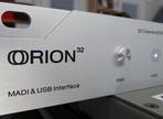 Test de l'Antelope Audio Orion 32