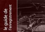 Sélection de micros pour l'enregistrement du piano