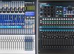 Comparatif des consoles Yamaha 01v96i, PreSonus StudioLive 16.4.2 AI, Allen & Heath Qu-16 et Behringer X32 Producer