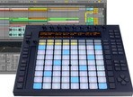 Test de l'Ableton Push