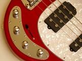 Test de la Musicman Stingray 4C HS