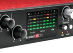 Test de l'interface audio Focusrite Scarlett 18i20 2nd Gen