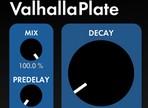 Test de la ValhallaPlate de ValhallaDSP