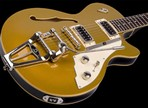 Test de la Duesenberg Starplayer TV Goldtop