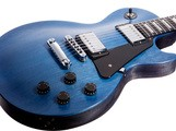 Test de la Gibson Les Paul Faded Blue Stain