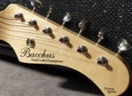 Test de la guitare Bacchus BST-700B