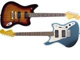 Test des Fender Modern Player Marauder et Jaguar
