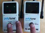 Test de la PolyTune 2 de TC Electronic