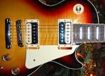 Test de la Gibson Les Paul Classic2015