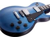 Test de la Gibson Les Paul Faded Blue Stain