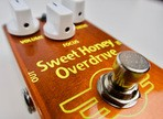 Test de la pédale d'overdrive Mad Professor Sweet Honey Overdrive