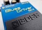 Test de la pédale d'overdrive Boss BD-2 Blues Driver