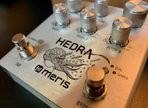 Test de la pédale Meris Hedra