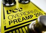 Test de la pédale d'overdrive DOD Overdrive Preamp 250