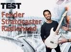 La Traversée du Manche #7 : Test de la Fender EOB Sustainer Stratocaster, signature Ed O'Brien de Radiohead