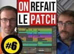 On Refait le Patch #6 : Test de Tracktion 5 de Tracktion Software Corporation
