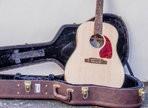 Test de la guitare Gibson G-45 Studio