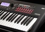 Test de la workstation Korg Kross 2