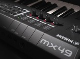 Test de la workstation Yamaha MX49