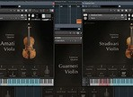 Test de Native Instruments Cremona Quartet