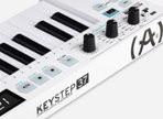 Test du clavier USB MIDI Arturia Keystep 37