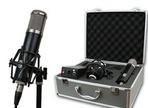 Test du micro à lampe Lauten Audio LA-320